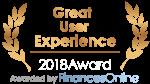 Great User Experience Reward from FinancesOnline